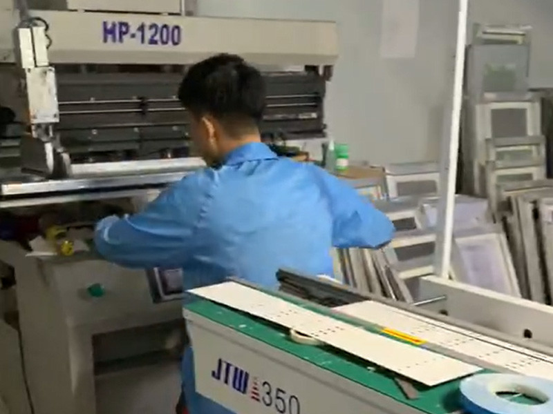 JOYUS Third Tv Led Backlight Strip Production Line
