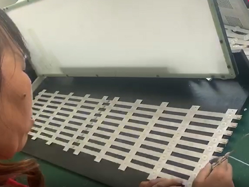 Testing 47 Lg Ln Tv Led Backlight Strip With Lens