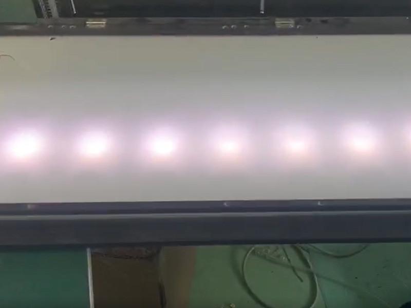 Testing Advertising Light Box Backlight Led Strip