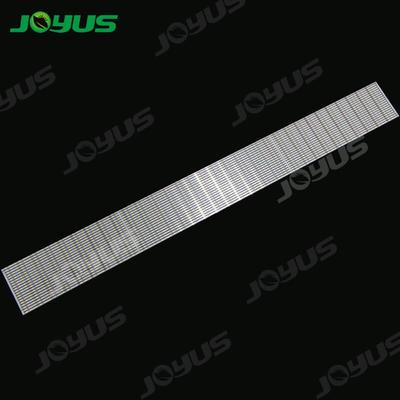 SMD2835 Rigid Led Light Strip Super Thin 12v 4mm 96 Leds/M 15w For Edge Lit
