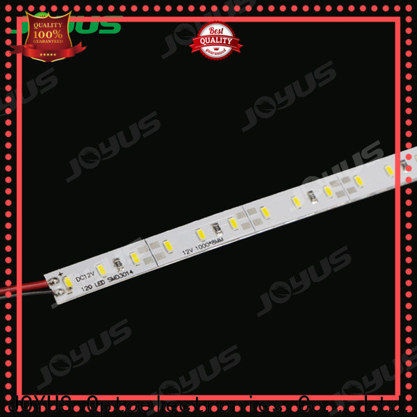JOYUS rigid 20 light bar Suppliers to provide indirect lighting to shop windows