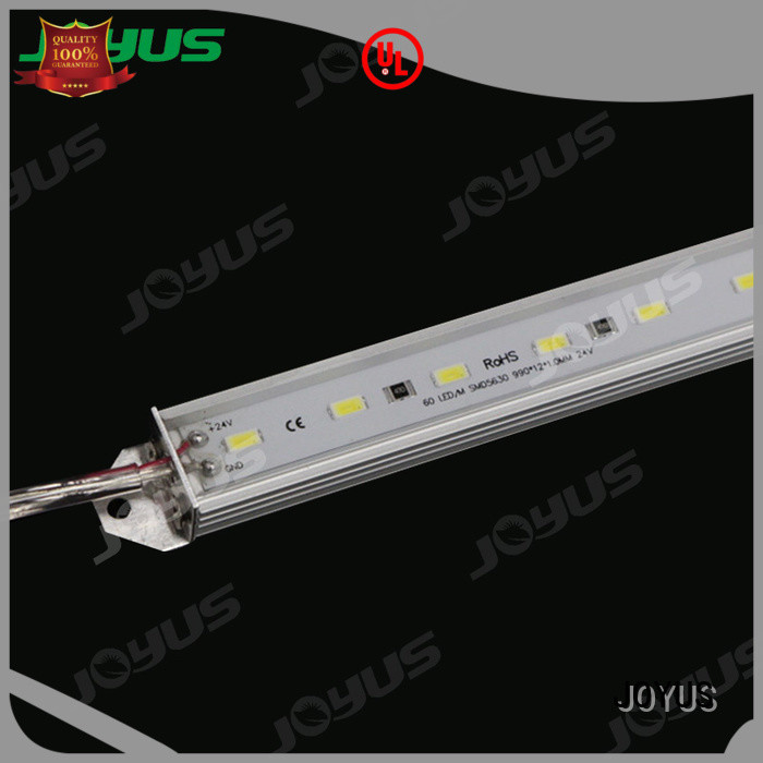 JOYUS New strip lighting channel manufacturers for cabinet, wardrobe, showcase lighting