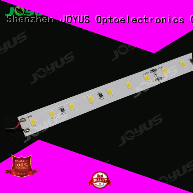 Custom led strip lights sticky back factory used in cabinet, showcase
