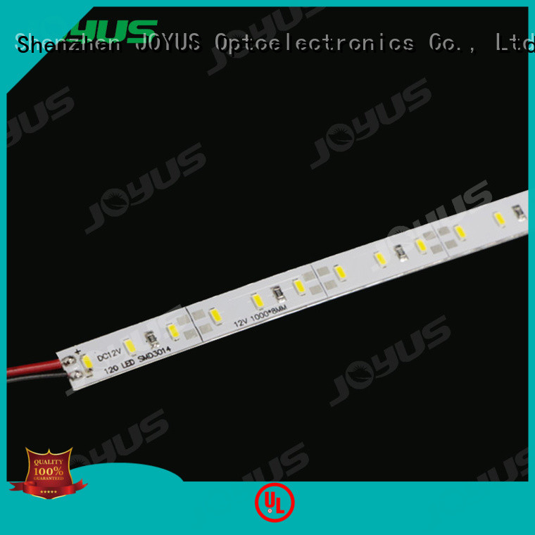 JOYUS New epistar led strip factory to highlight objects
