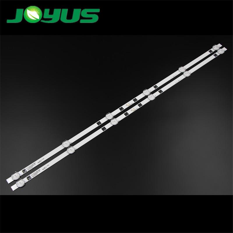 led backlight strip JS-D-AP3216-062EC 6 leds 6V 3030 32 inch