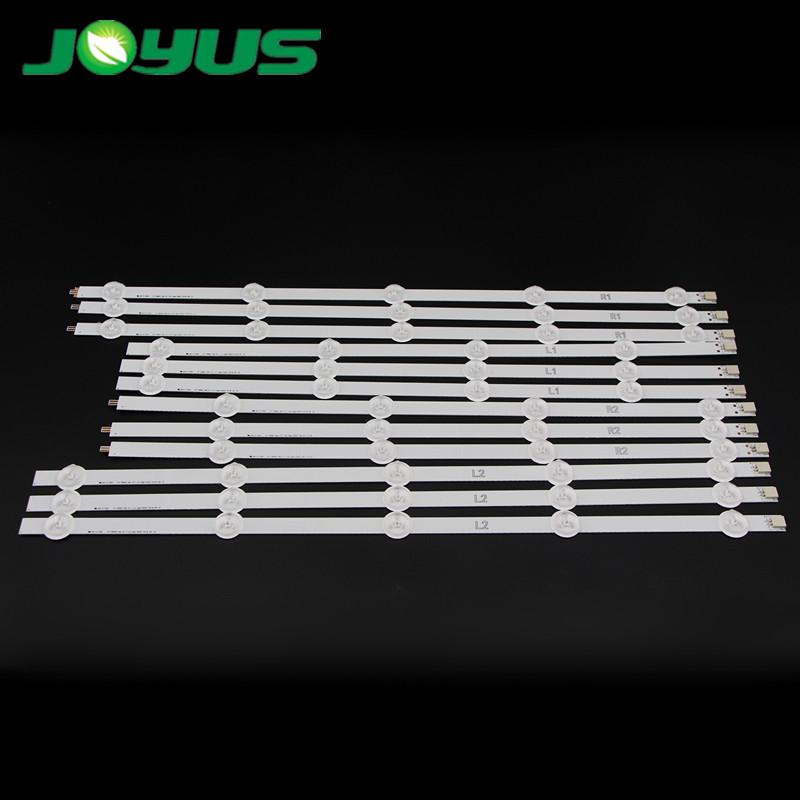 47 LG LN led strip for tv monitor backlight best shenzhen factory L1 R1 L2 R2 12pcs per set