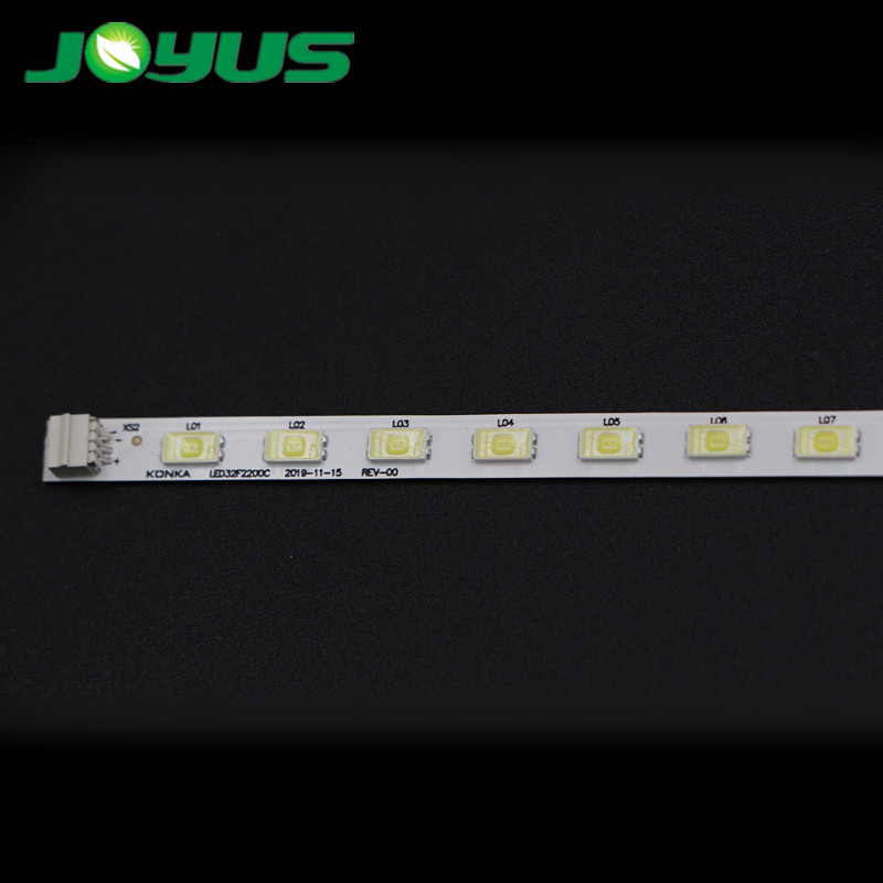 32' konka edge tv led backlight LED32F2200CE best diy price 36 leds 357mm smd5630 led