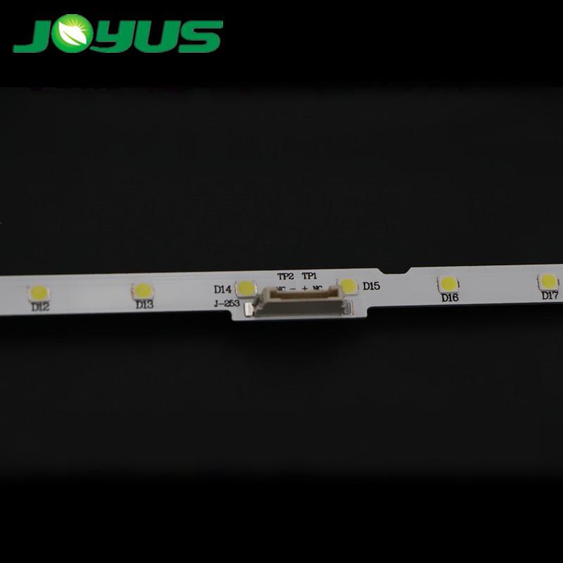 led back lights in tv UE43NU7100U Samsung 43NU AOT_43_NU7100F_2X28_3030C smart for 43 inch tv ambient 3030 28leds