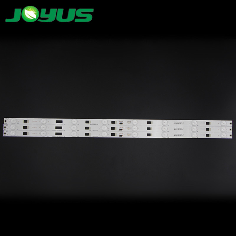 TV led backlight strip factory packing shipment
