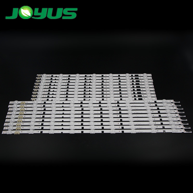 tv reactive smart led backlight 3v 2013SVS50F UA50F5500AJ D2GE-500SCB-R3 D2GE-500SCA-R3 R7/L9 REV1 9 pairs per set