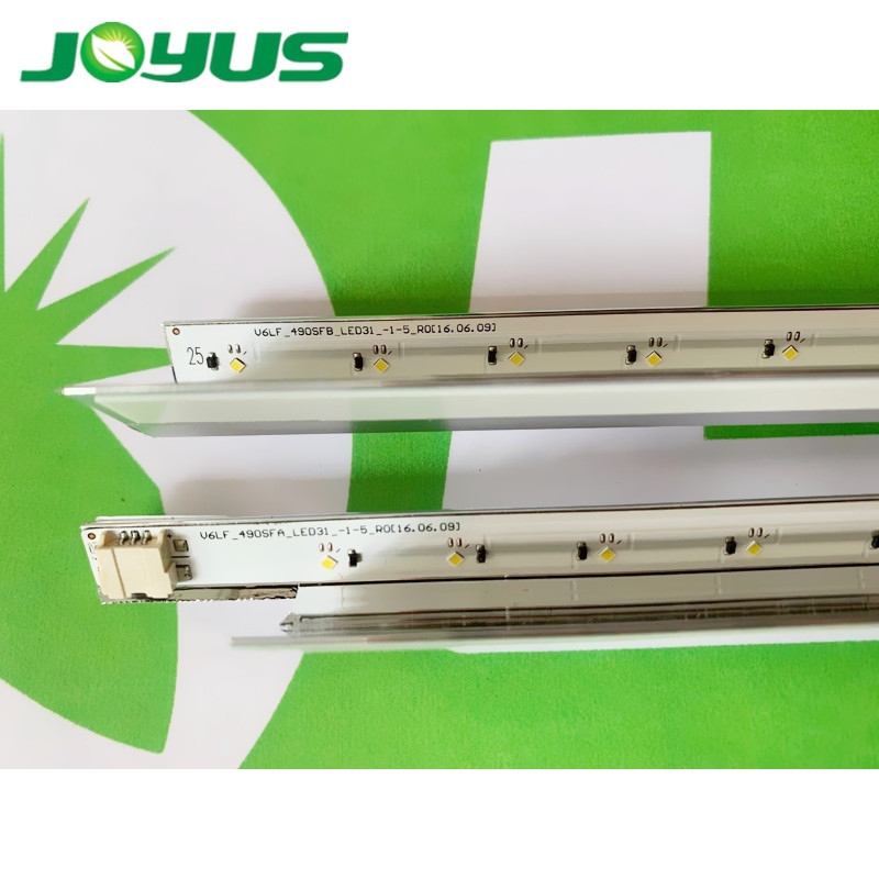 UA49K5300 Samsung tv backlight led diode bar V6LF_490SFAB_LED31_-1-5_RO /BN95-39731A 39730A louvre UN49K5300 UE49K5100