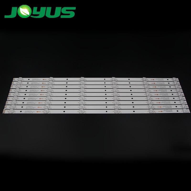 55 inch led tv backlight strip 6v JS-D-JP55DM-061EC JS-D-JP55DM-A62EC A C C61EC 55DM1000/300MA-1BIN/FHD ABIN 6-LED 9 Pcs/Set