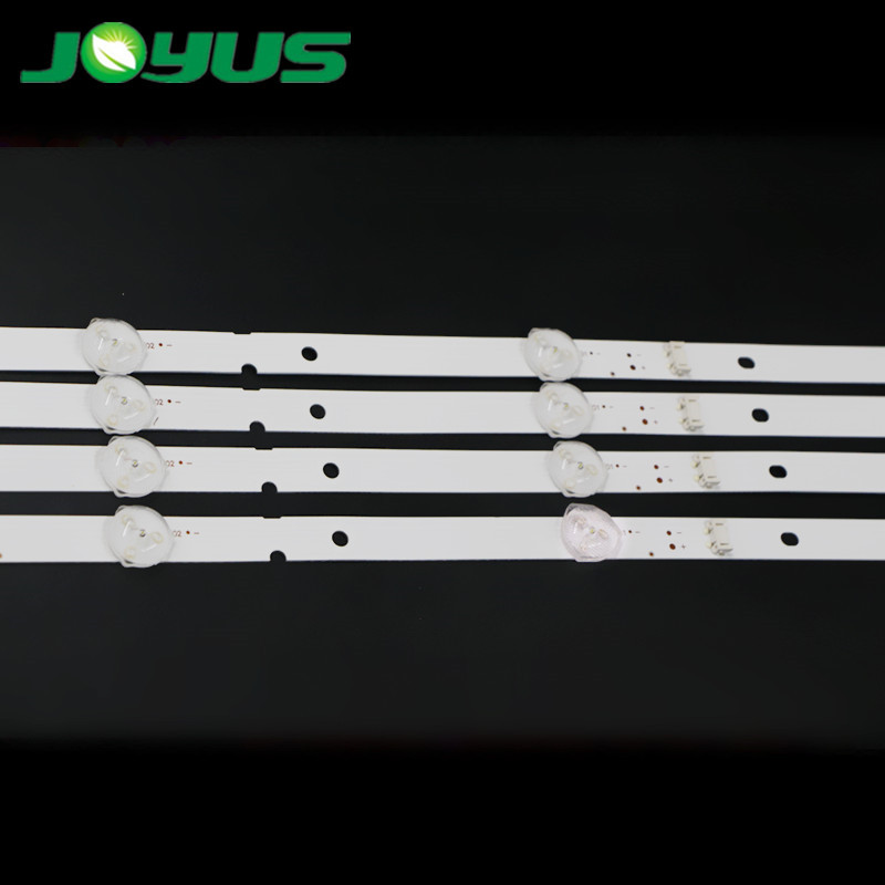 backlight strip tv tiras de leds 49 inch Toshiba RF-AZ490E30-0801S-10 A5 945mm 8 leds/pc 4 pcs/set 3V 2W LED