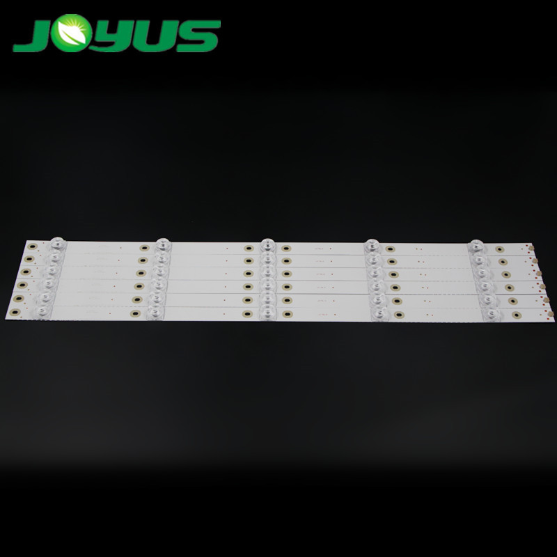tv led backlight strip for 55 inch hisense S_2017CHI550_FL30_05_SE_REV1.0_170221_LM41-00450A 5 leds 3v 2w square lens