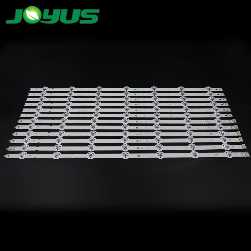 55 inches tv led backlight for lg 550DLED_SLIM_REV01_20141224 6916L-1629A 1630B 6916L-1741A 1743B LG55LB690V 7 leds 12 pcs/set