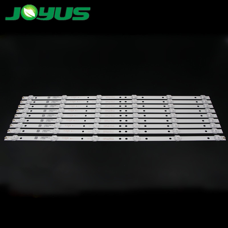 phi li ps accesorios spare parts tv  led bar 4708-K49WD7-A1213K11 4708-K49WD7-A1213K21 K490WD7 8A+1B 6 leds per piece 3V led
