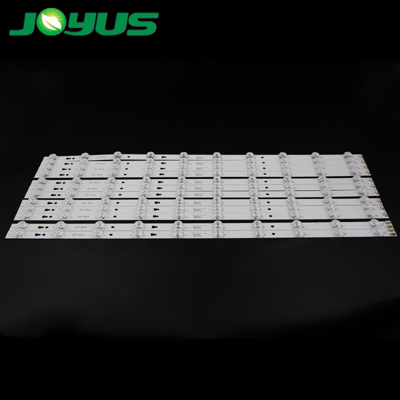 55 inch Konka tv led backlight strip 3v LED55D10A-ZC14AG-01 LED55D10B-ZC14AG-01 H55V6000 U55H3 U55K5 30355010209 12A+2B 10 leds