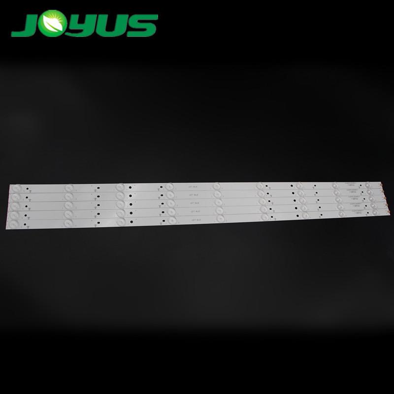 led tv backlight for 42 inch Skyworth Philips LB-GM3528-GJ420X509(C)-H 9 leds/pc 5 pcs/set 817mm