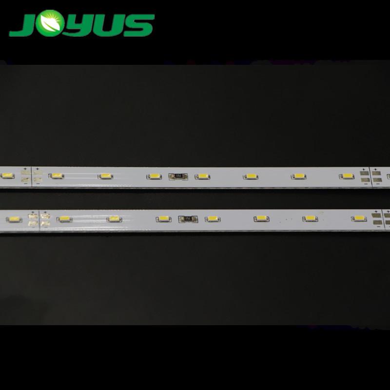 SMD3014 led rigid strip 70 leds/m 24V 8mm wide pcb 78mm 918mm 988mm 1003mm 1088mm 1188mm length available