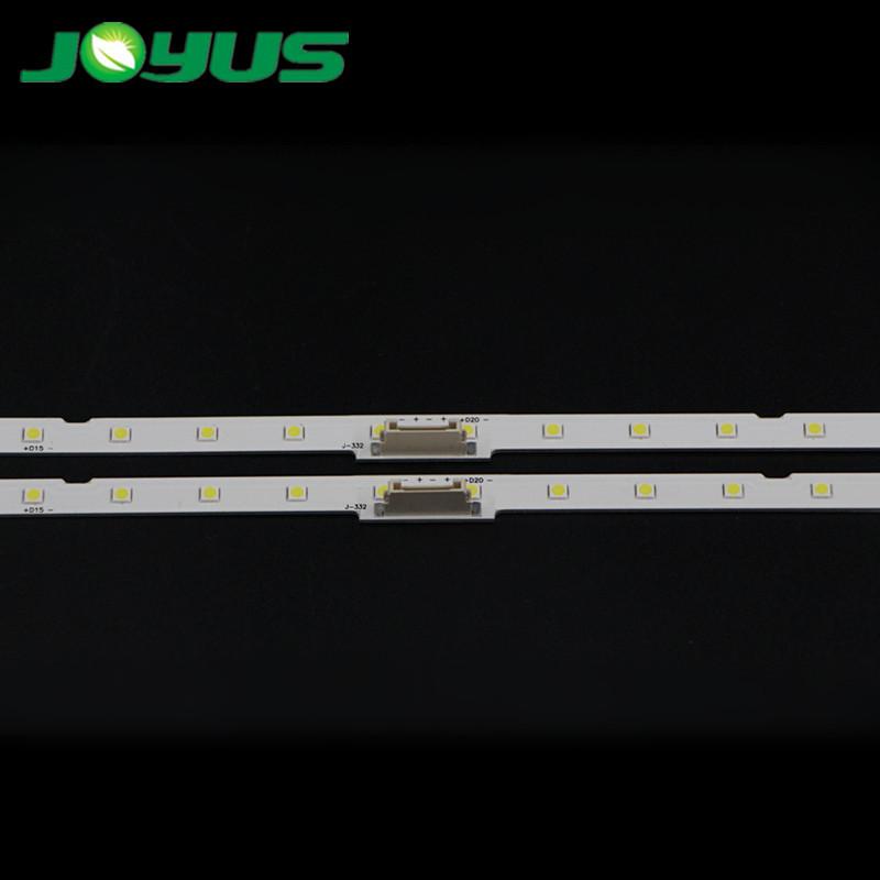 ultra thin samsung replacement led lcd tv screens eled strip backlight AOT_50_NU7100F_2X38_3030C UE50NU7400 UE50NU7092 UE50NU7100