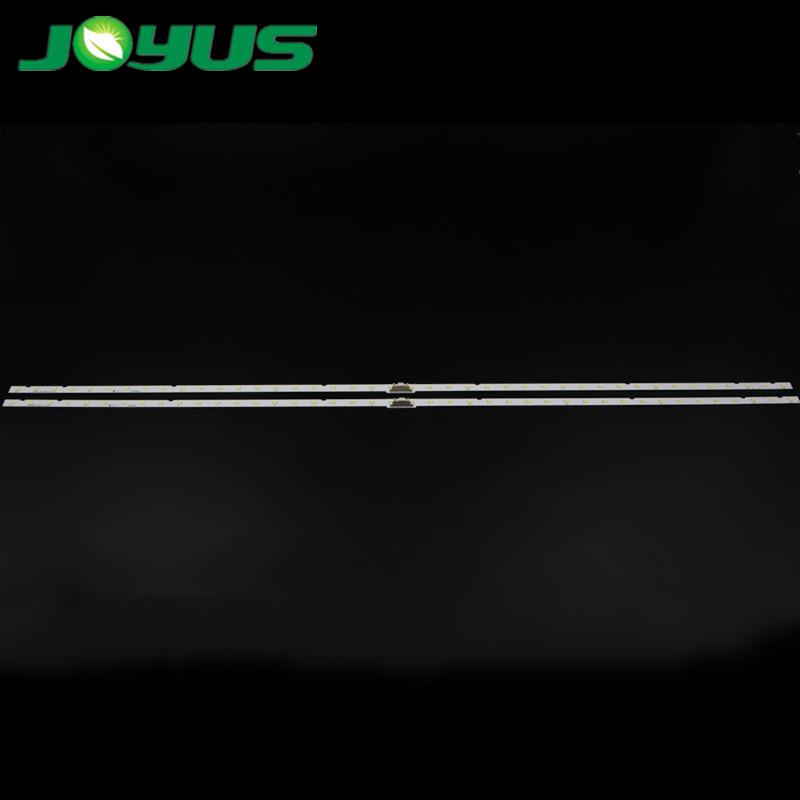 led tiras de luz de fundo tv samsung fundo light strips UN58NU7100 BN96-46866A UE58RU7100 UE58NU7100 UN58NU710D