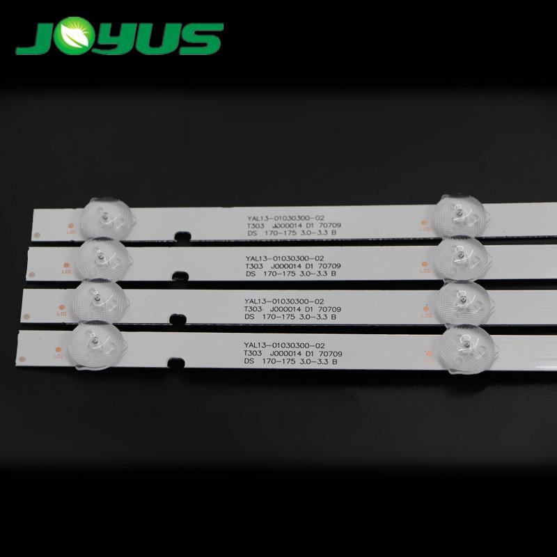 49 inch Philips TV LED Backlight Strip JL.D490A1330-001CS-M JL.D490A1330-001S-M JL.D490A1330-001BS YAL13-01030300-02