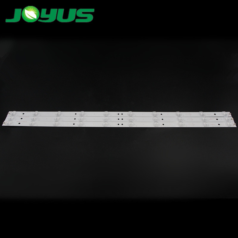 tv tcl 32led backlight strip 10 leds 3 pcs/set KTC-K320WD-A TYPE B Type 4708-K320WD-A4211V11 V01 K320WD A4 LE32D99 LED32538