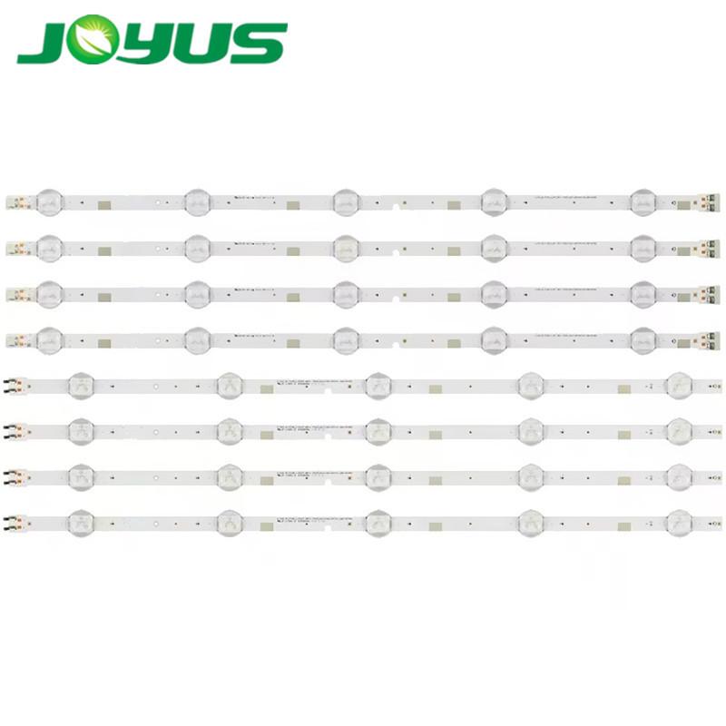 samsung backlight led strips 49 inch tv stripes UN49J5200 V8DN-490SMA/B-R1 UN49J5290AF UA49M5000A LM41-00121V LM41-00362A 8pcs