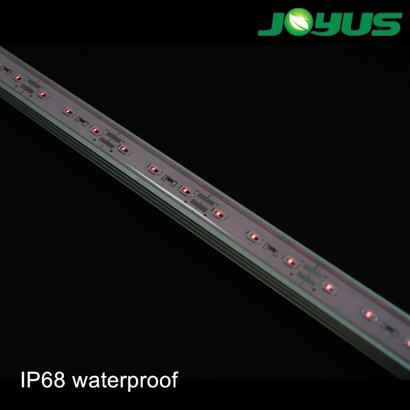 730nm 750nm far red 12v hydroponic led grow bar lights english website smd 5730 with aluminum heat sink ip68