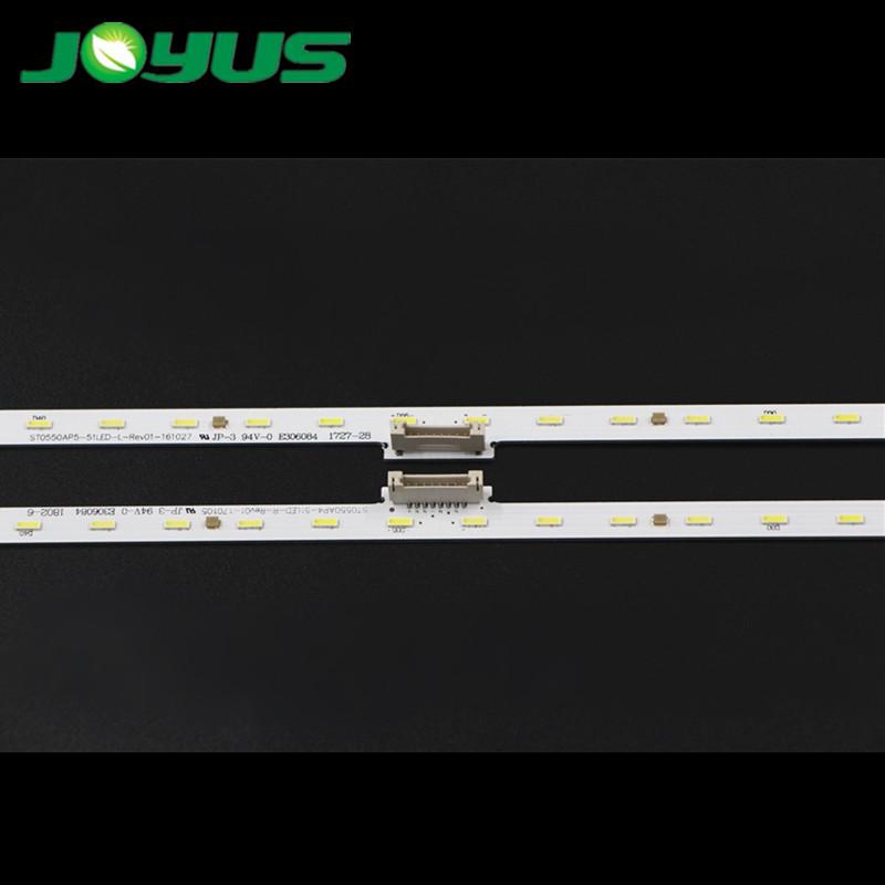 55inch set back light sony STO550AP5-51LED-L-Rev01 STO550AP5-51LED-R-Rev01 AP4 AN5 KD-55X720E KD-55XE7093 KD-55XE7002 600mm
