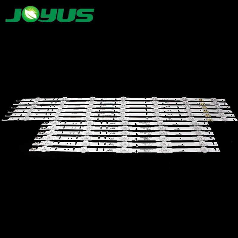 strip light provador de sumsung backlight led55inch 475mm 702mm 5+7leds UA55J5300A LH55DME UA55J5088AJXXZ D4GE-550DCA-R2 D4GE-550DCB-R2