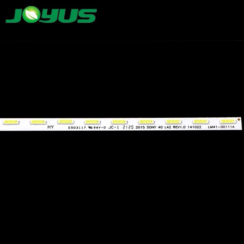 40 inch set back light sony 42leds 487mm LM41-00111A 4-564-297 NS5S400VND02 KDL-40W705C KDL-40R550C KDL-40R510C KDL-40R453C