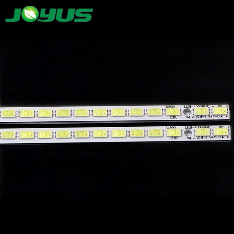 backlight led strip light for Samsung 455mm 62leds JY99_LMB-4000BM11 2010svs40_60hz_62  LJ64-02609A  UE40C5100QW  UN40C5000QF