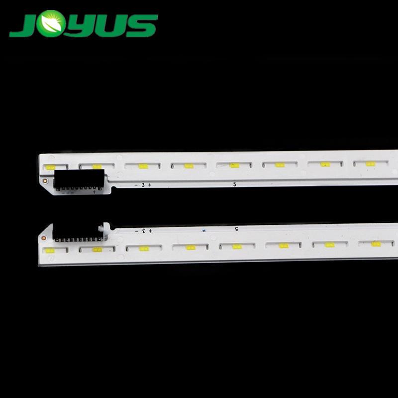 tiras led tv  backlight lg 657mm 63leds 2pcs/set L+R 60