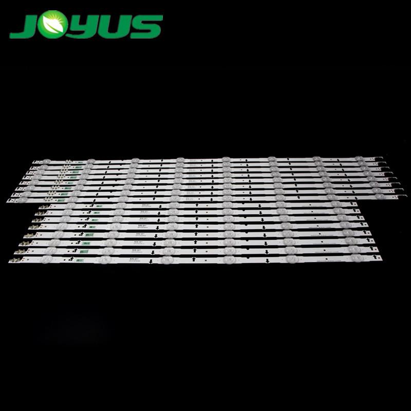 tira led retroiluminacio tv 65 samsung choque 2014SVS65F_3228_L08 D4GE-650DCB-R2 2014SVS65F 3228 R+L  BN96-30435A BN96-30436A