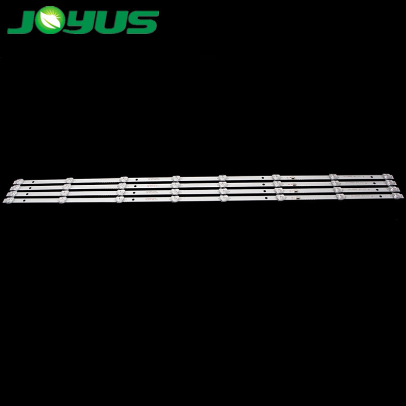 barras led de 39 pulgadasbarras led backlight h type light 8leds 3V CC02390D723V07 39E 8S1P 4X8 1010 LE39F51S1 RH-DLED38.5KSD