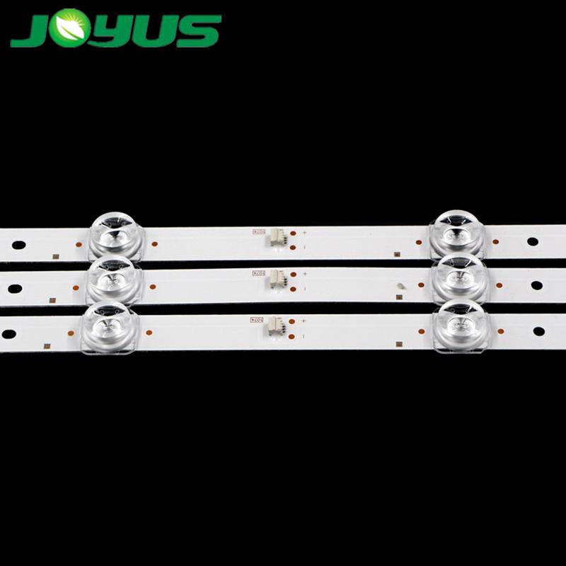 eds for tvled tv 39 pulgadasbarras led backlight type light 8leds 3V CC02430D738V04 43E20 3X8 8S1P 1410 OD20 43LST5970 F43E800Q