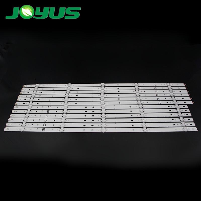 sony 60 inch led tv backlight quantity 5 leds 3V A+B 2pcs 17Y 60UHD A_Rev02_5LED KD-60X690 17Y 60UHD A_Rev02_5LED_170209