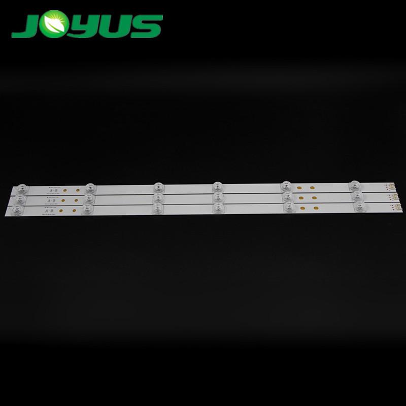 LG TV LED backlight 32inch 6916L-2223A 2224A  WOOREE LGIT A B  6916L-1974A 1975A 1703A 32MB27VQ 32LB5610 32LB552B  32LF5610 lg32lf560