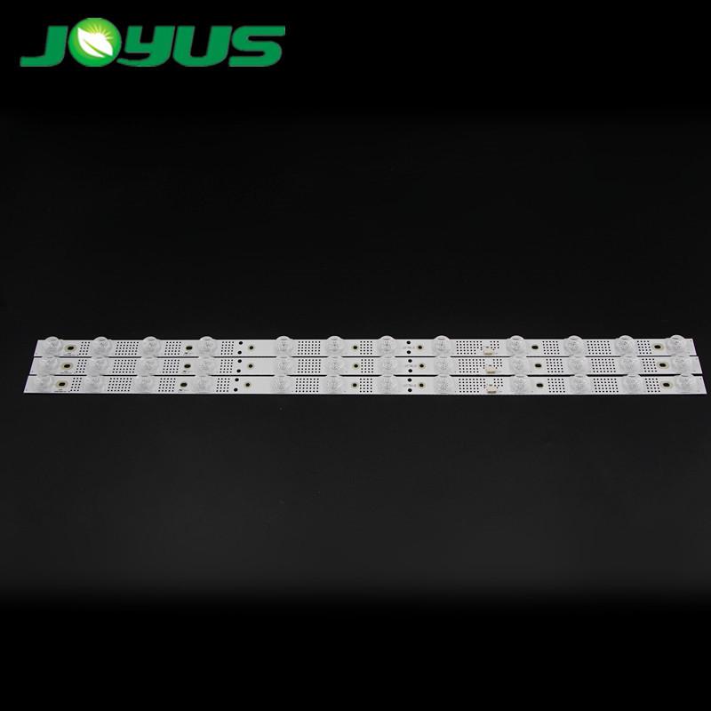 para detector de venas led backlight strip rub 6v 12 leds 32inch 32HR330M12A0 32P6 32P6H 32D700 L32S6FS  32S3750 LVW320NEAL