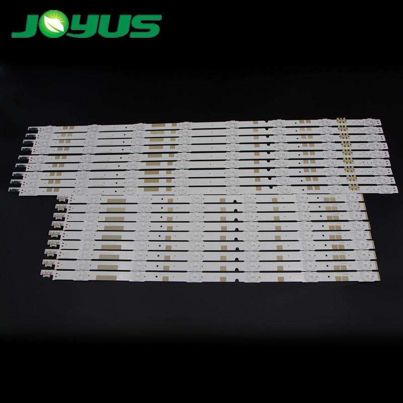 original samsung led backlight 8+6leds V5DR_550SCA_R0 UA55JS7200 UE55JU6800 UE55JU6850 UE55JU6870U UA55JS7200JXXZ V5DR-550SCA-R0