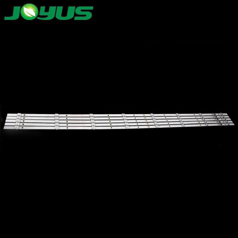 led tv backlight strip 50inch 3v 8leds ZX50-A-Z-9401A-03307 14A-G4-R1 ZX50ZC332M08A0V0-K600 1BE5005190124 X505BV-FSR ONC50UB18C05