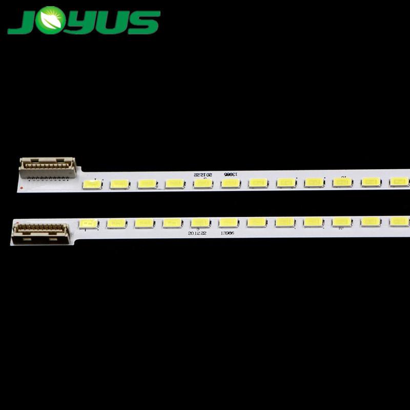 panel strip tv backlight haier 64 leds L+R V6 Edge FHD-1 REV1.0 42LW 3660L-0374A KLV-42EX410  LE42Z300R3D 42E82 LC420EUN 42E61HR