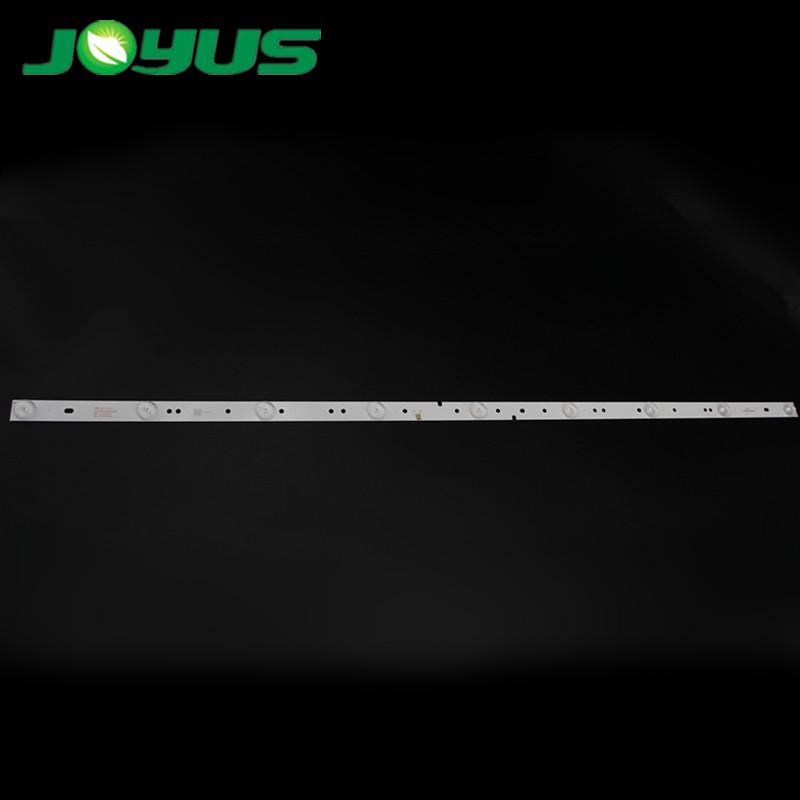led tv backlight strip 774mm 9 leds LED TV strips 6501L774000011 3BL-T7740102-02  YF-J02N004JLKD-0001