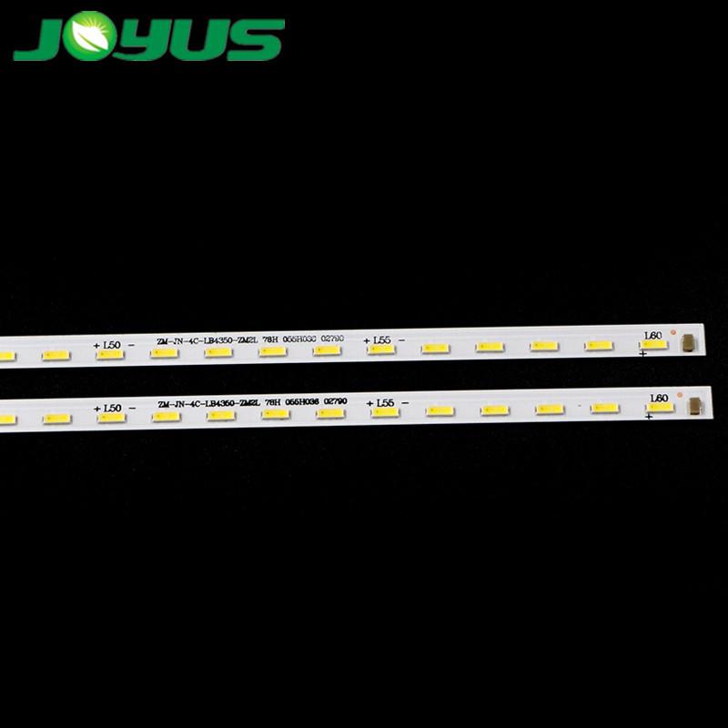 tcl tv strip led backlight 43inch GIC43LB21-F4014-V0.3 LVF430NEAL 78H 055H036 02790 43P6F 43T2F 43A860U ZM-JN-4C-LB4350-ZM02L