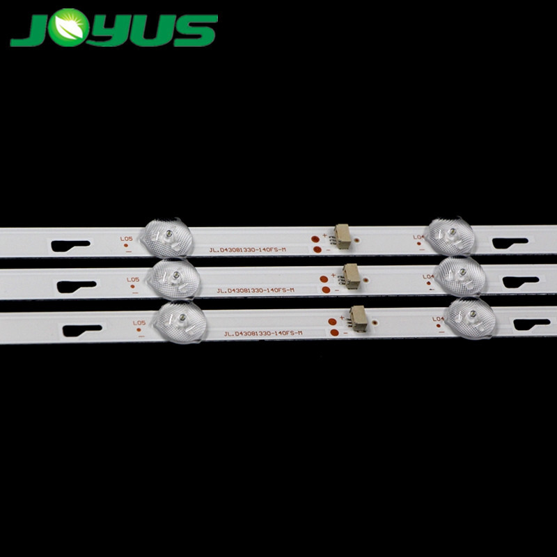 tcl tv LED backlight JL.D43081330-140FS-M L42E9600 43L1600C 43L2600C 43L26CMC L43E9600 43U3600C T43D16SF-01B SAMPO EM-43AT17D