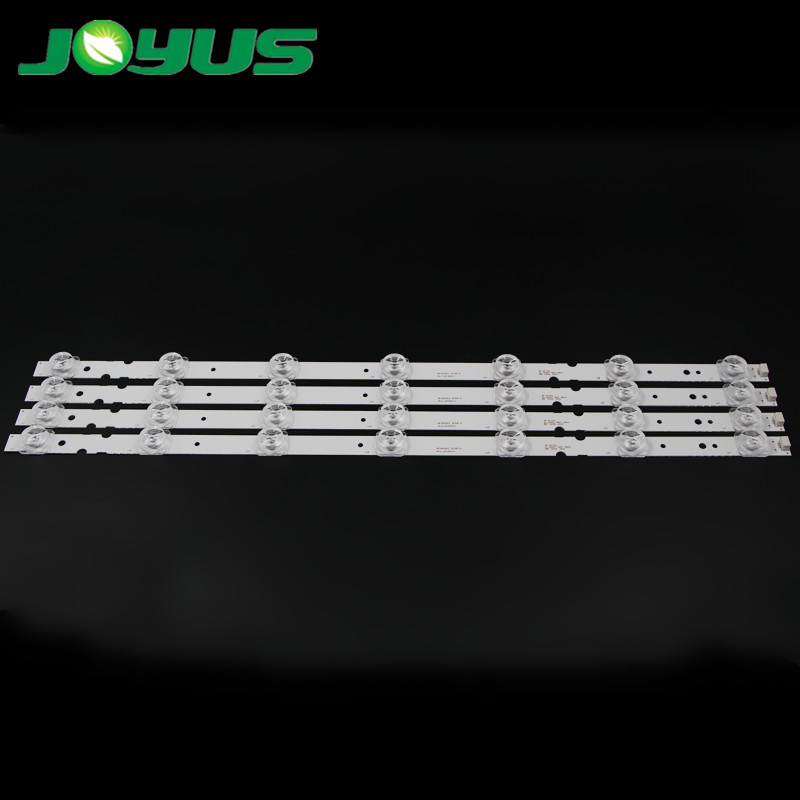 tira de led para tv sankey 6v back light bar for 49 inch TCL GIC49LB43_3030F ZM-JN-F22 4C-LB4907-ZM07-ZM03J 450mm 7 leds