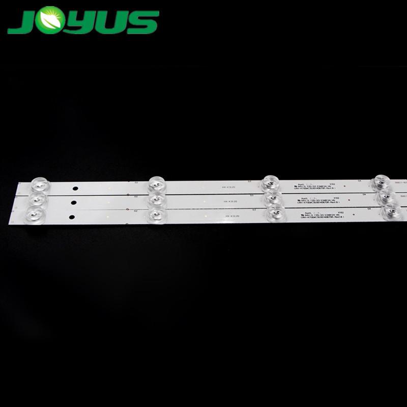 ultra thin led backlight barra tv Haier display CRH-K75EMC3030140875R 69Q 75UG6550G K75EMK W75 75V2 Rtu7575-b 75UF2500U750CV-UMR