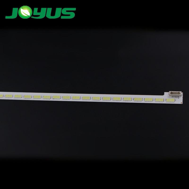 tv led luz TCL tiras led backligt SLED 2012SGS46 7030L 64leds REV1.0 LED46A700K LED46X5000D LAT460HN05 LTA460HQ18 LED46X5000DE