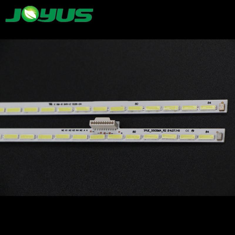 phi li ps backlight strip 55 inch set back light phi li ps led tv lighting strip  SMD 7020 684mm 2 pcs TPUE_550SMA_R2  55PUS7600